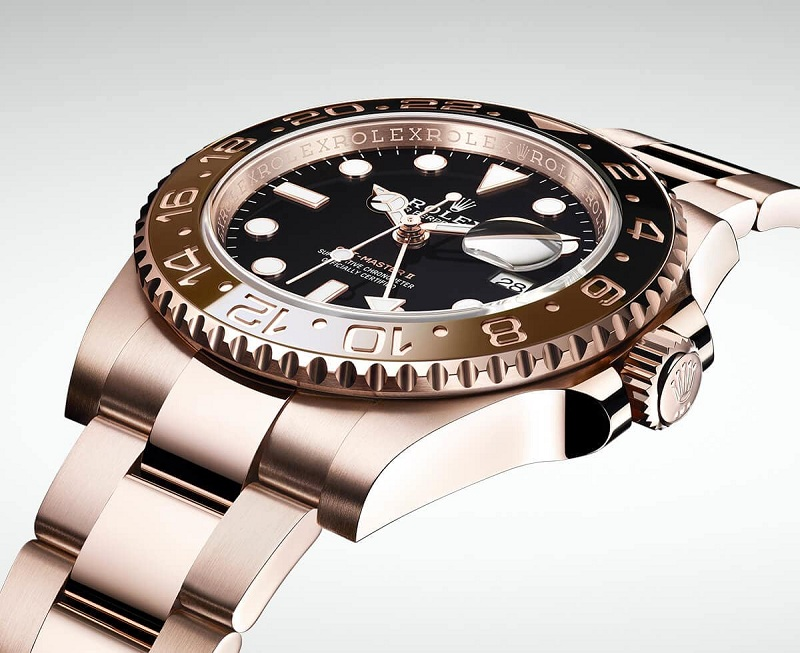 Dong ho deo tay Rolex GMT-MASTER II