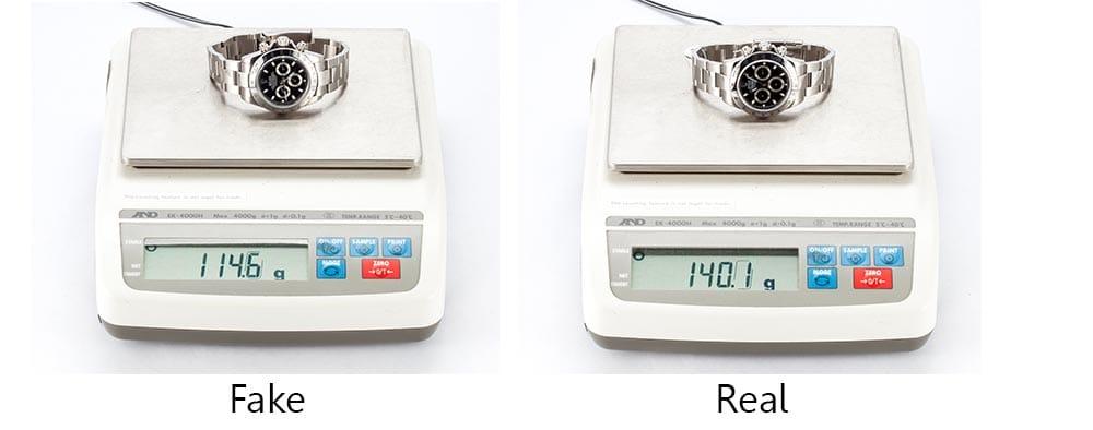 Phân biệt đồng hồ Rolex thật (Real) và đồng hồ Rolex giả (Fake)