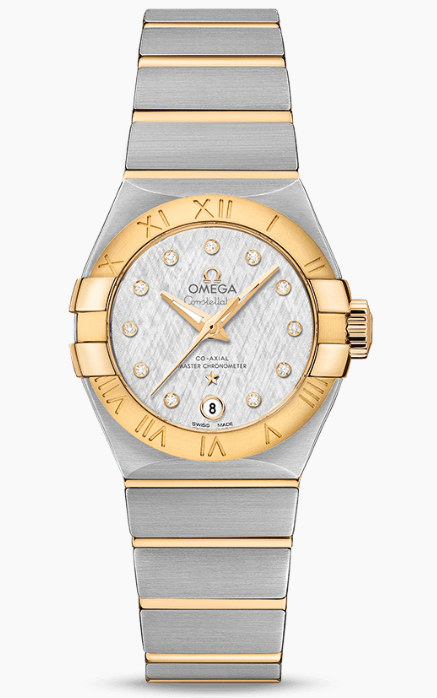 Đồng hồ Omega Automatic LADIES' COLLECTION 127.20.27.20.52.002