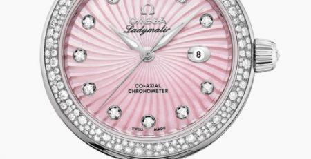 Đồng hồ Omega nữ DE VILLE LADYMATIC 425.37.34.20.57.001