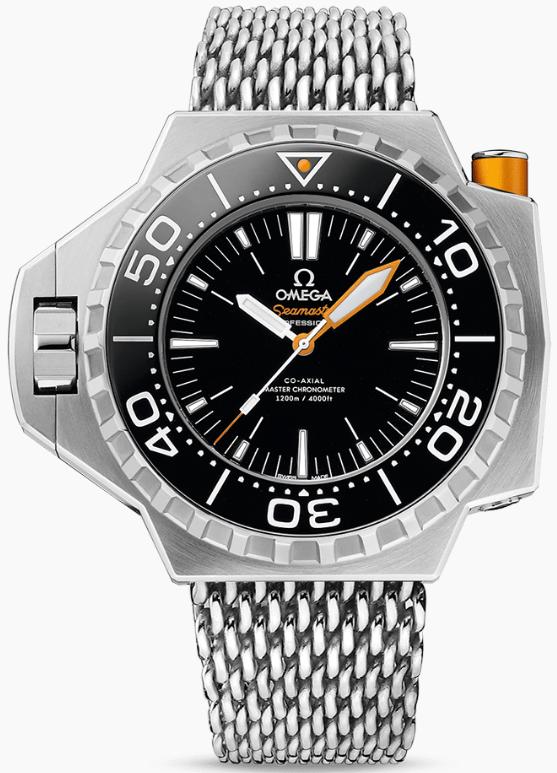 Độ chống nước của đồng hồ OMEGA SEAMASTER PLOPROF 1200M 227.90.55.21.01