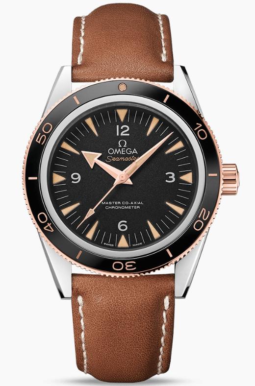 Độ chống nước của đồng hồ OMEGA SEAMASTER SEAMASTER 300 THE COLLECTION 233.22.41.21.01.002