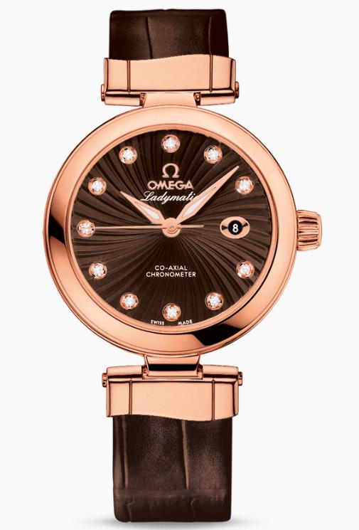 Độ chống nước của đồng hồ Omega DE VILLE LADYMATIC 425.63.34.20.63.001