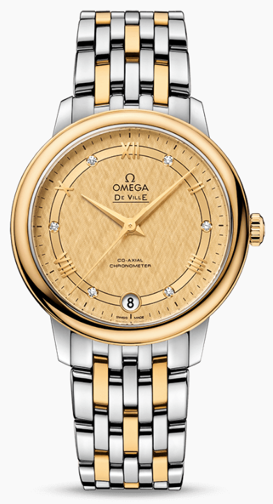 Độ chống nước của đồng hồ Omega DE VILLE PRESTIGE LADIES' COLLECTION 424.20.33.20.58.003