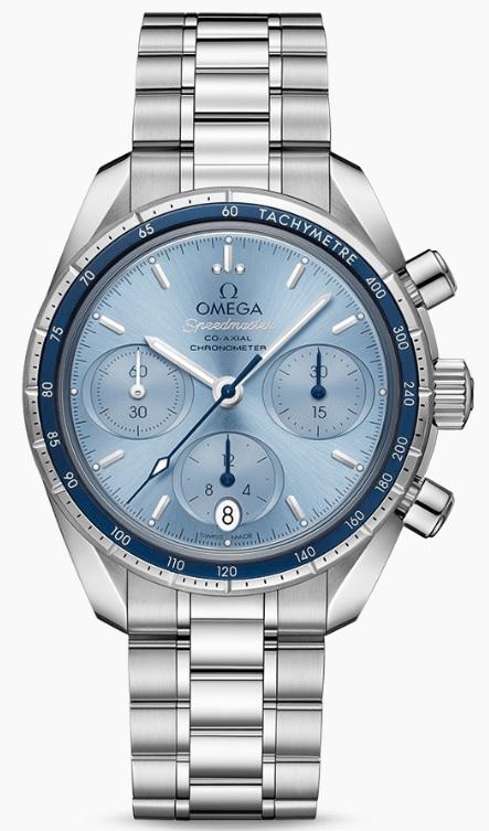 Độ chống nước của đồng hồ Omega SPEEDMASTER 38 MM THE COLLECTION 324.30.38.50.03.001