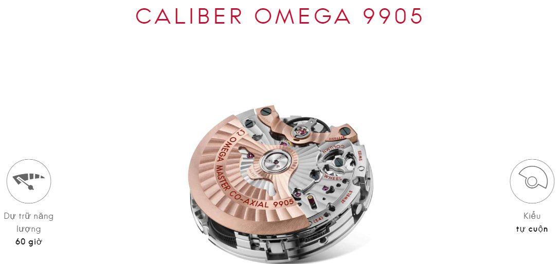 Đồng hồ automatic chạy được bao lâu