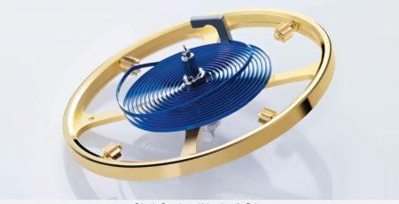 Dây tóc Parachrom Hairspring của Rolex