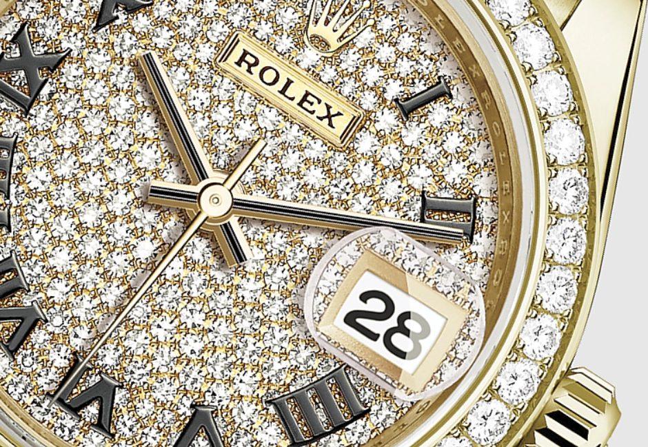 Đồng hồ Lady-Datejust 279138RBR-1