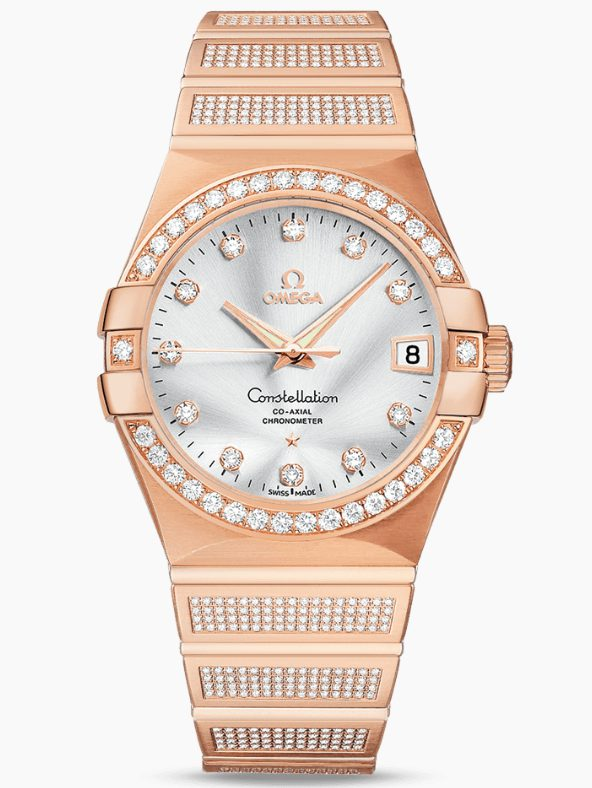 Đồng hồ Omega nam CONSTELLATION GENTS' COLLECTION 123.55.38.21.52.005