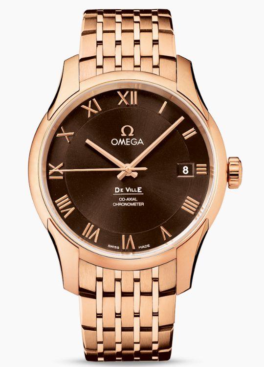 Đồng hồ Omega nam DE VILLE GENTS' COLLECTION 431.50.41.21.13.001
