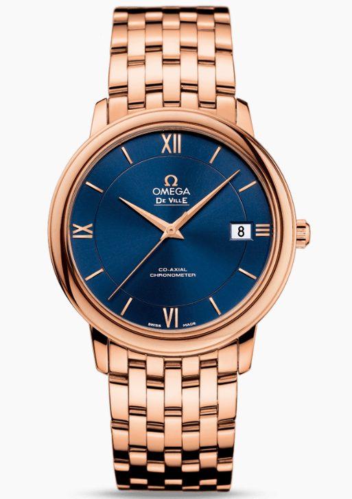 Đồng hồ Omega nam PRESTIGE GENTS' COLLECTION 424.50.37.20.03.002