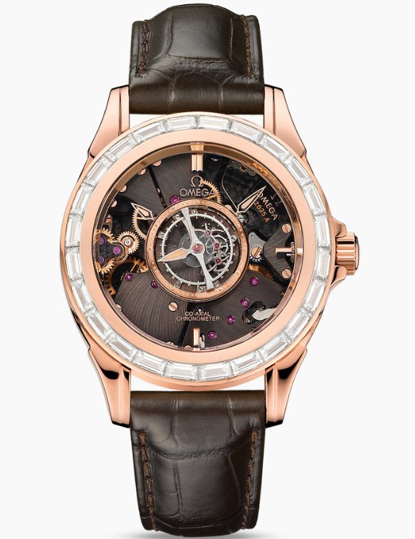 Đồng hồ Omega nam TOURBILLON THE COLLECTION 513.58.39.21.64.001 Limited