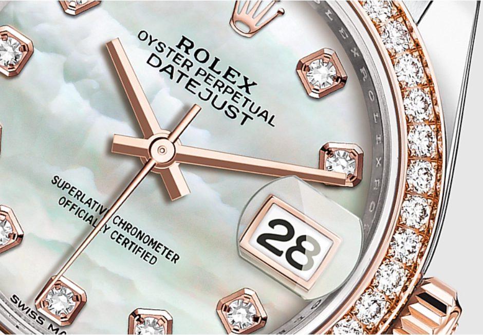 Đồng hồ Rolex Lady-Datejust 279381RBR