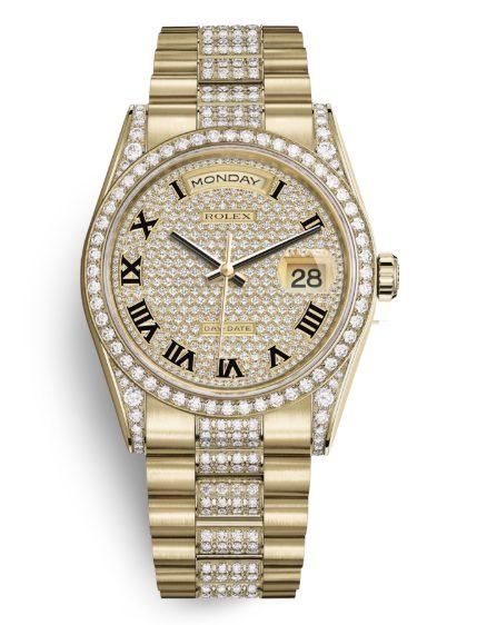 Đồng hồ Rolex Nam Day-Date 36