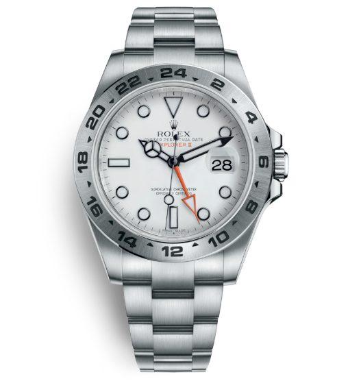 Đồng hồ Rolex Nam Explorer II