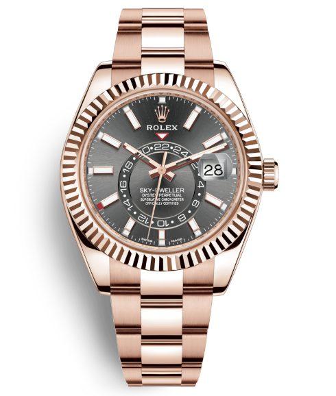 Đồng hồ Rolex Nam Sky-Dweller