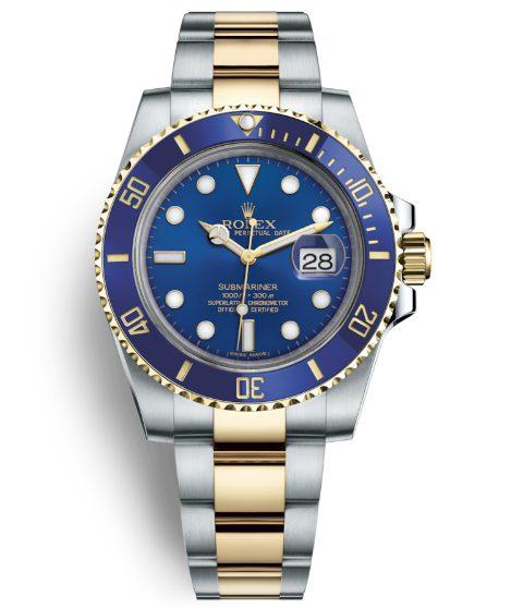 Đồng hồ Rolex Nam Submariner Date