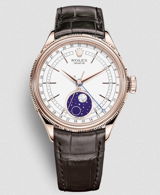 Đồng hồ Rolex Nam Cellini Moonphase