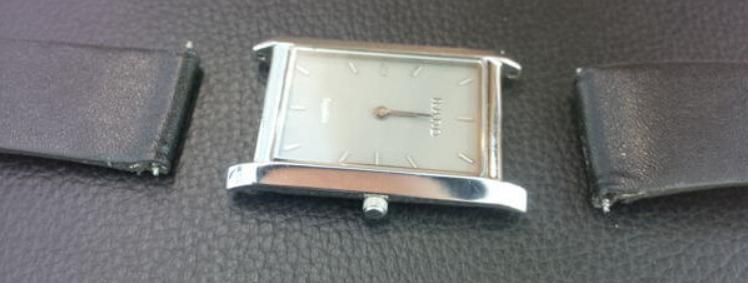 Thay dây da đồng hồ ở tphcm