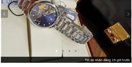 Đồng hồ chợ tốt