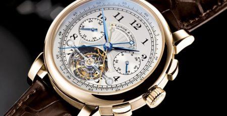 Đồng hồ A Lange & Sohne Tourbograph