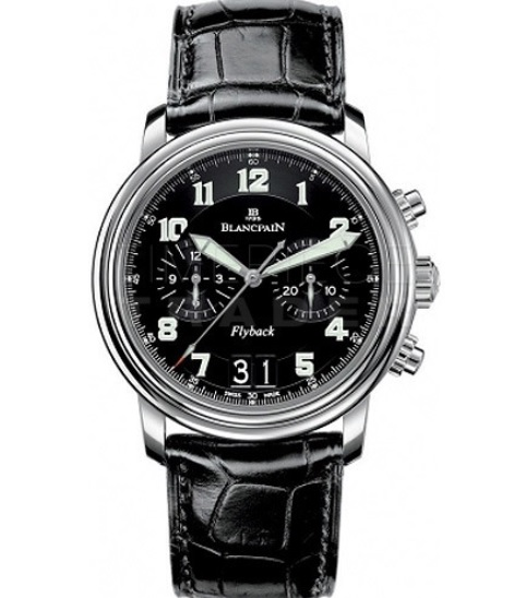 Đồng hồ Blanepain Leman Flyback Chronograph