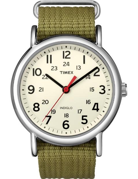 Đồng hồ quân đội Timex Weekender