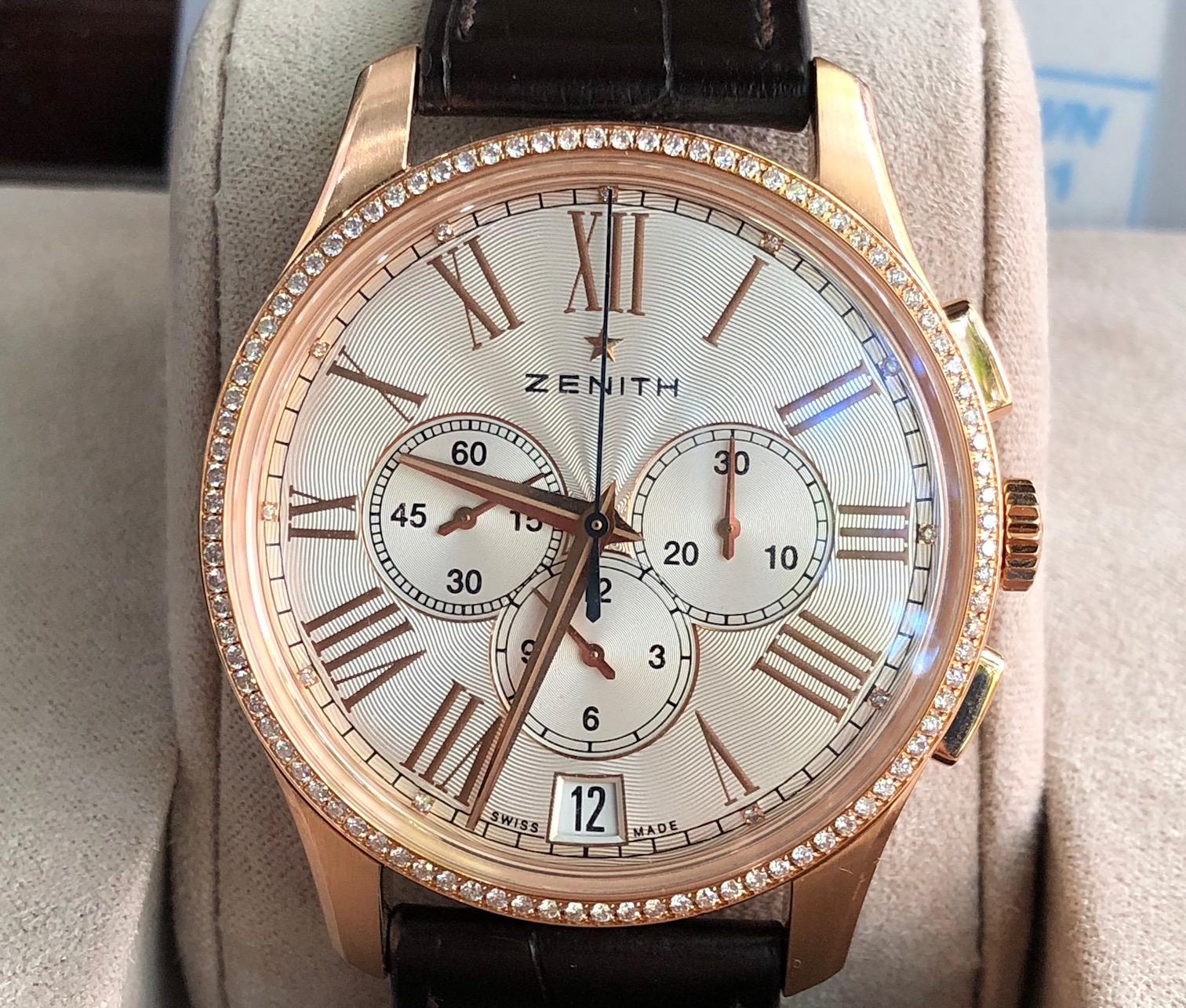 Ảnh đồng hồ Zenith Captain