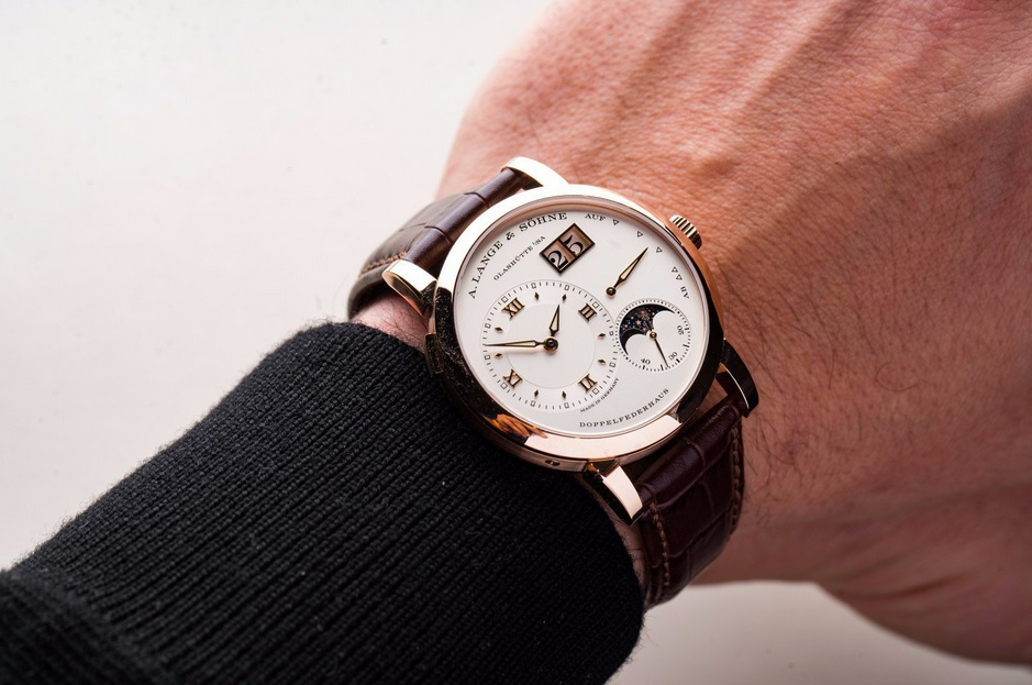 A._Lange_&_Sohne_Lange_1_Moon_Phase_Rose_Gold