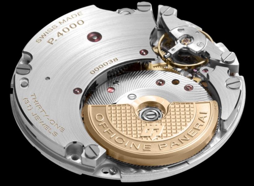 Bộ máy đồng hồ cơ lên dây tự động