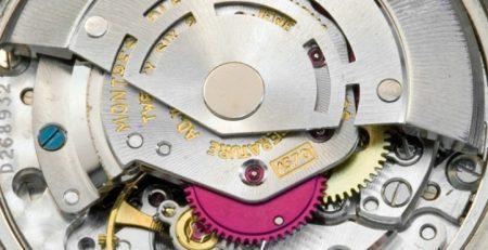 Bộ máy Rolex Calibre 1570