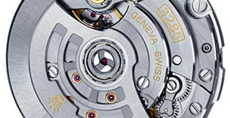 Bộ máy Rolex Calibre 3285