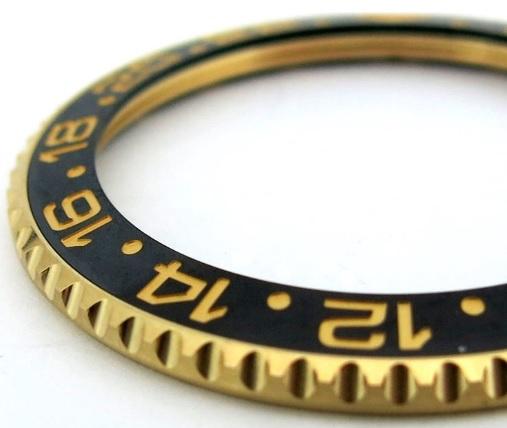 Vành Bezel Cerachrom của Rolex được làm ra như thế nào
