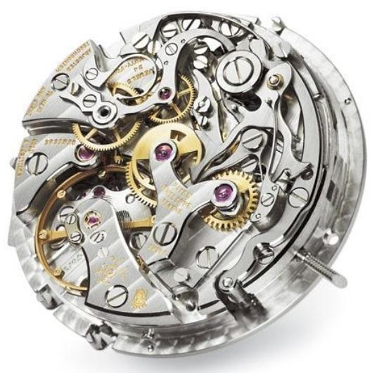 Calibre CH 27-70 đồng hồ Patek Philippe 5020