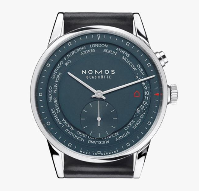 Đồng hồ Nomos Zurich World Time