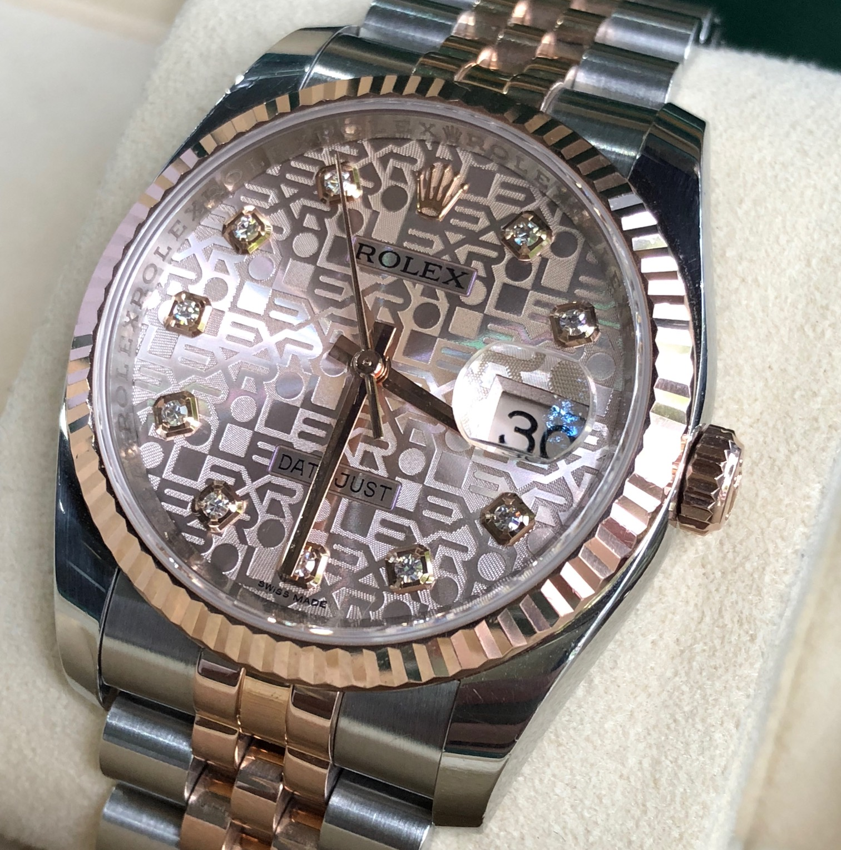 Đồng hồ Rolex xịn cũ 116131