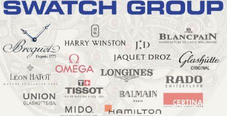 Swatch Group là một tập đoàn hoạt động trong lĩnh vực đồng hồ và trang sức