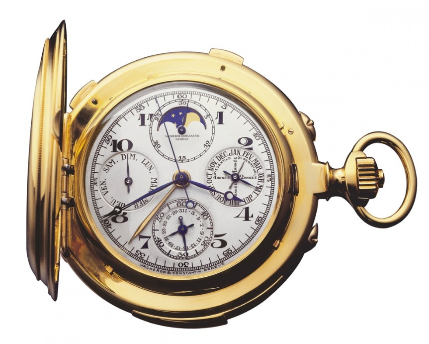 Vacheron Constantin Count Guy de Boisrouvray