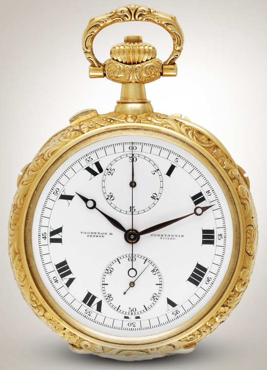 Vacheron Constantin James Ward Packard