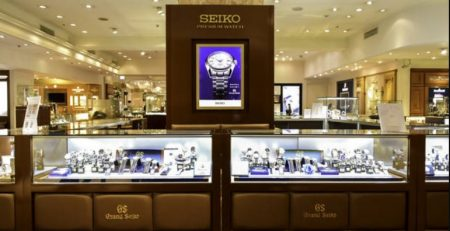 Đại lý đồng hồ Seiko t Tphcm