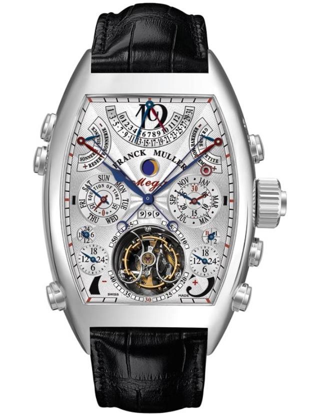Đồng hồ Aeternitas Mega 4 của Franck Muller
