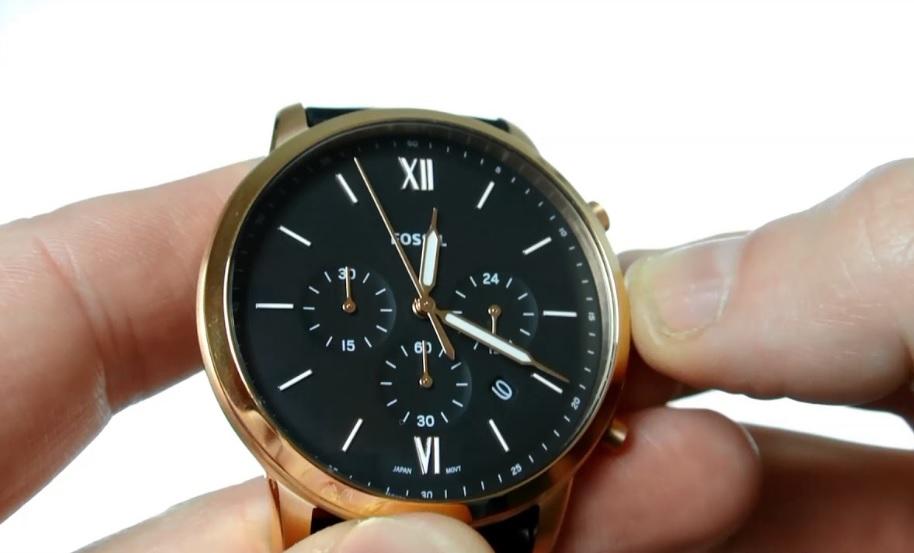 Đồng hồ Fossil FS5381