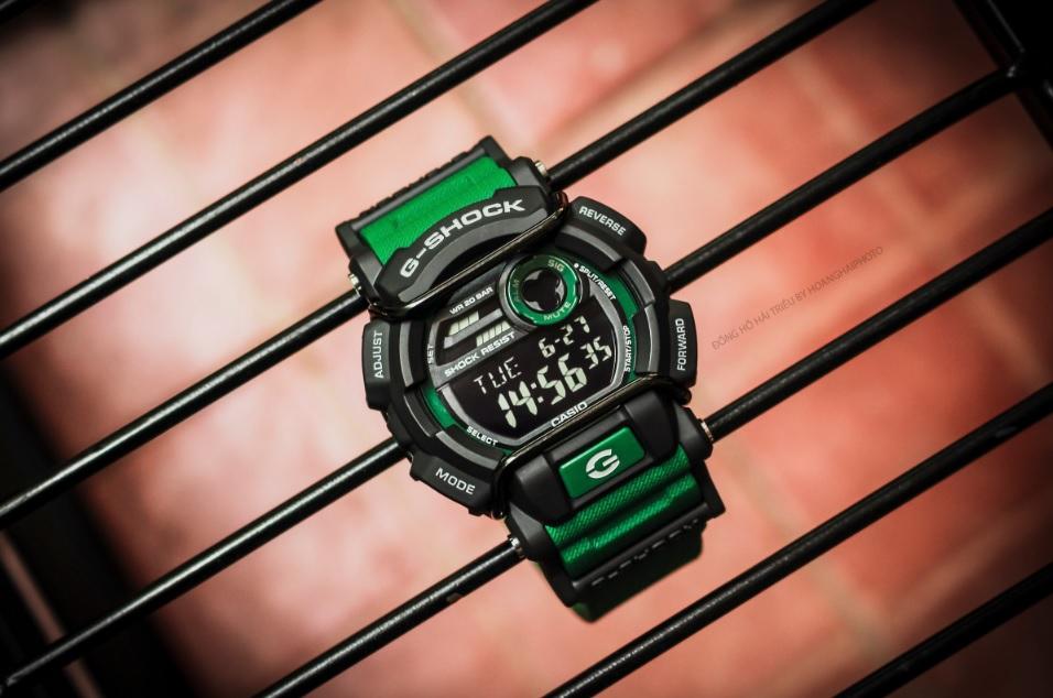 Đồng hồ G-SHOCK GD-400-3DR