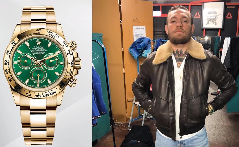 Bộ_sưu_tập_đồng_hồ_của_Conor_McGregor_Rolex_Daytona_mặt_số_màu_xanh