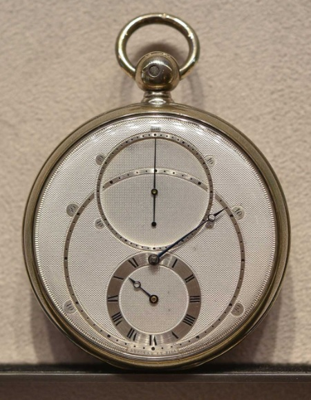 Kỹ thuật chế tạo mặt số Guilloche được Breguet sử dụng từ rất sớm vào năm 1786