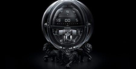 Tác_phẩm_nghệ_thuật_Monsieur_Chronosphere_Clock