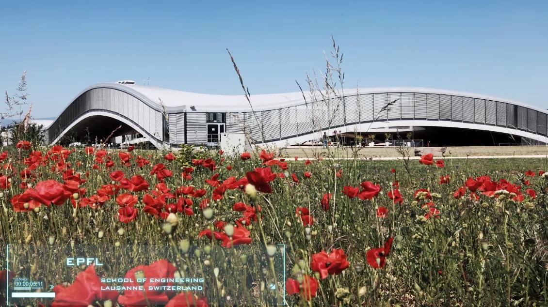 kết hợp với EPFL - Trường đại học bách khoa Lausane