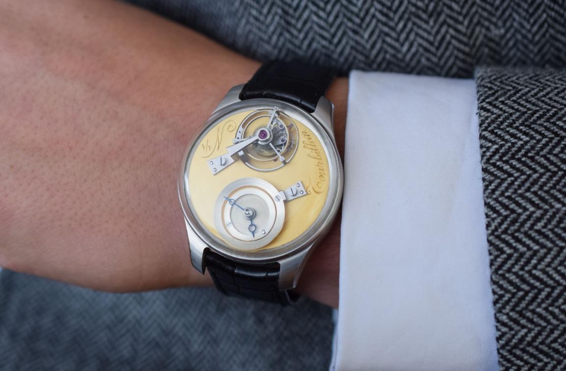 Đồng hồ Montre d'Ecole Tourbillon