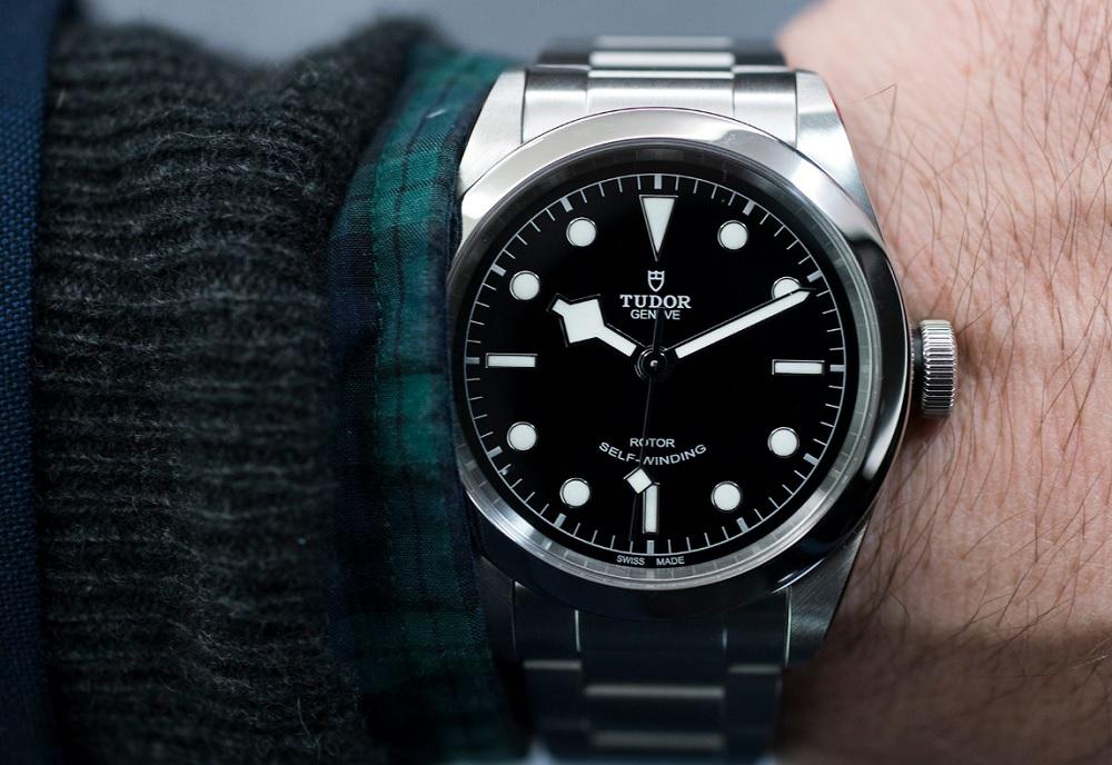 Đồng hồ Tudor Heritage Black Bay 41-3