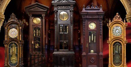 Đồng hồ cây giả cổ điển